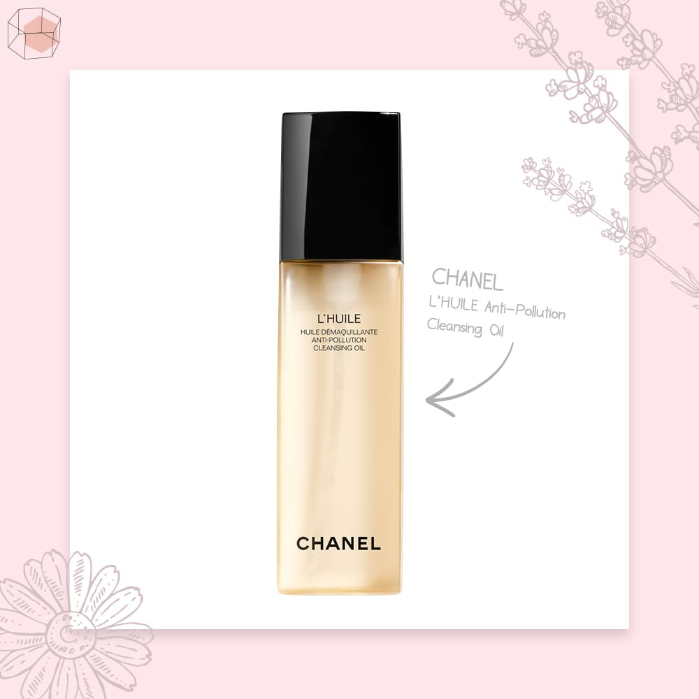 รีวิว Cleansing Oil Chanel