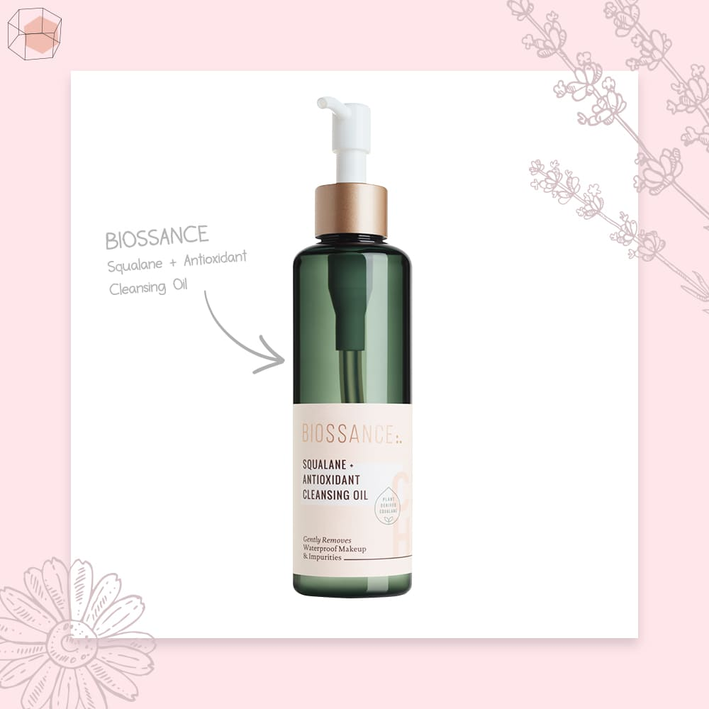 รีวิว Cleansing Oil BIOSSANCE
