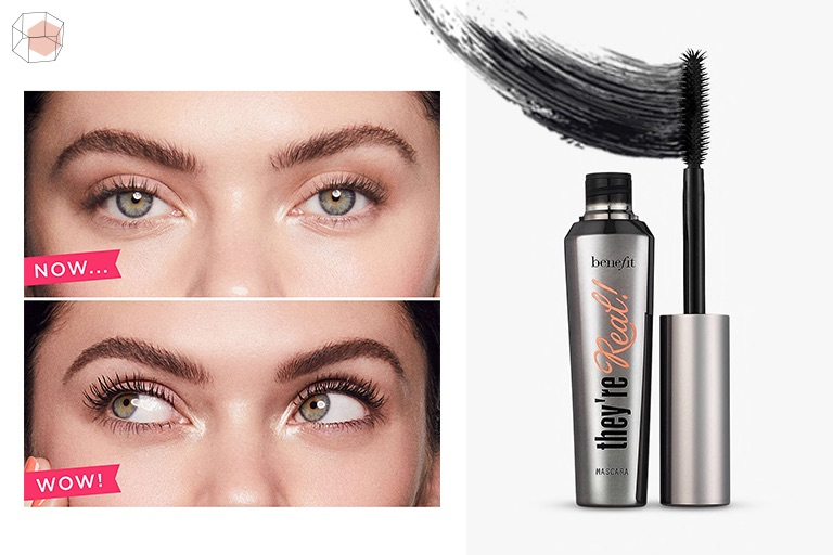 Benefit Cosmetics : They're Real! Lengthening Mascara