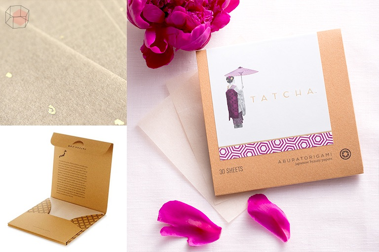 Tatcha : Blotting Papers
