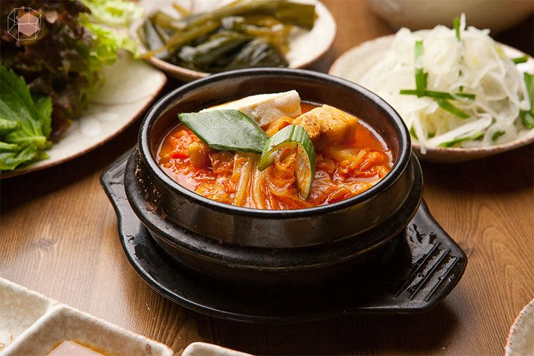 ซุปกิมจิ อาหารแก้หนาว