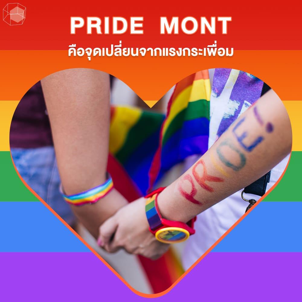 Pride Month, Pride Month คือ