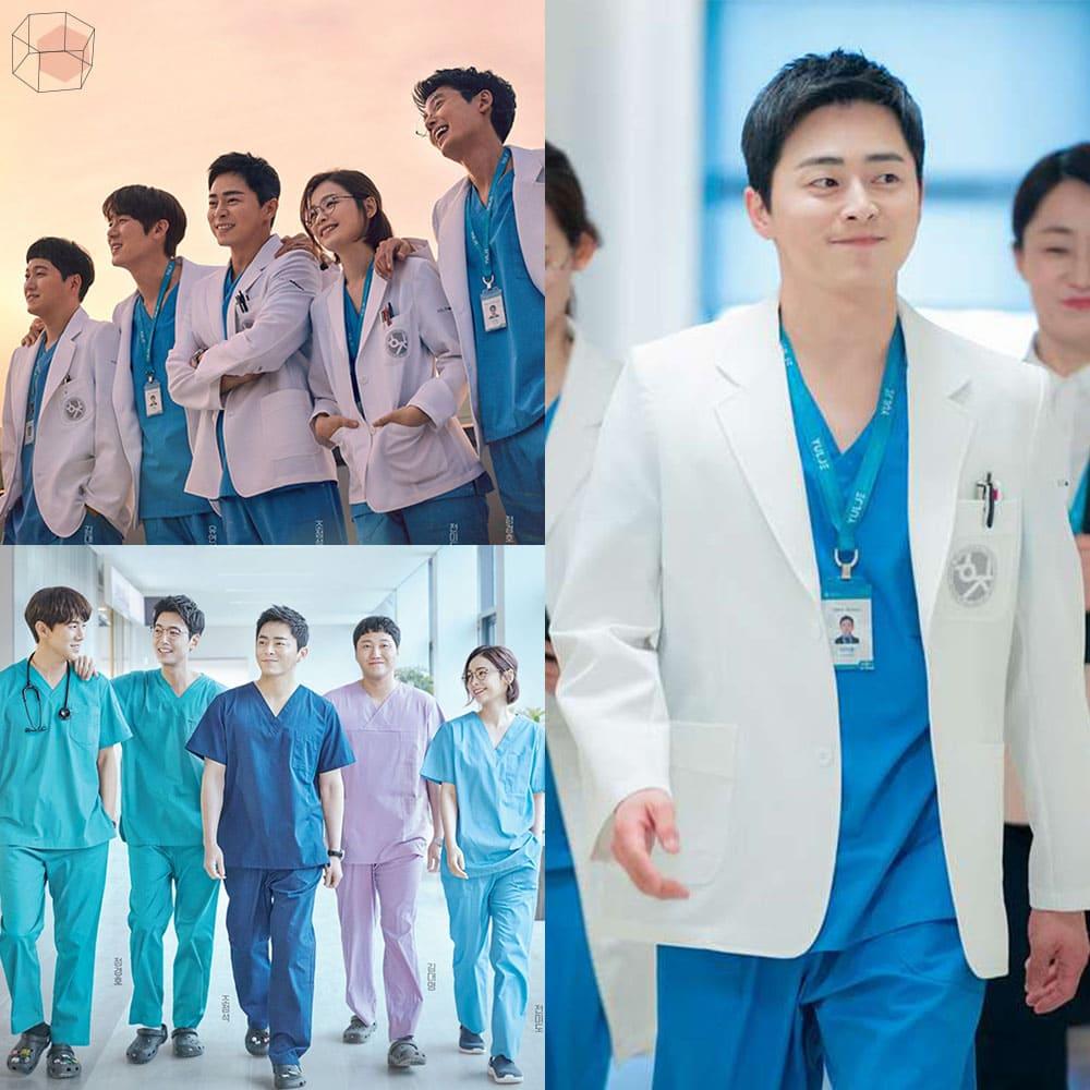 Hospital Playlist เพลย์ลิสต์ชุดกาวน์ ซีซั่น 2