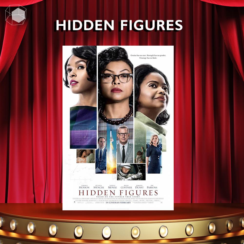 หนังfeminist หนัง ภาพยนตร์ ผู้หญิง ผู้หญิงผิวดำ คนผิวผิวดำ HiddenFigures