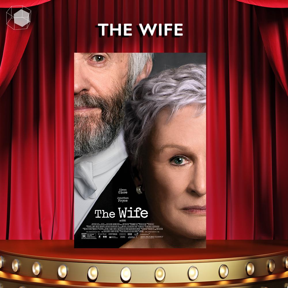 หนังfeminist หนัง ภาพยนตร์ ผู้หญิง นักเขียนผู้หญิง สามี ภรรยา The Wife