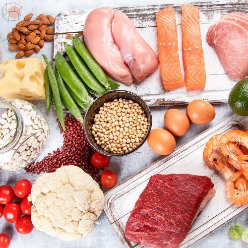 อาหารชะลอวัย ปลา ถั่วเหลือง ข้าว ผักและผลไม้ คือหัวใจหลักของอาหาร